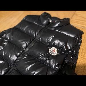 100% AUTHENTIC Moncler Big Kids Vest
